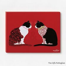 Cats & Dogs Wall Art - Wild About Words - Designer Dominique Vari - Wall Decor