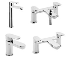 SAGITTARIUS METRO BATHROOM TAPS CHROME MIXER BASIN BATH SHOWER FILLER SINK LEVER