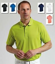 Glenmuir Golf Mens Polo Shirt Wicking Short Sleeve Sports Casual Golf Top New