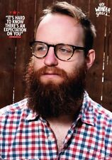 DAN SOUPY CAMPBELL The Wonder Years PHOTO Print Poster Band No Closer to Heaven