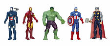 "2015 12"" MARVEL TITAN HERO ACTION FIGURES AVENGERS ASSEMBLE THOR HULK IRON MAN"