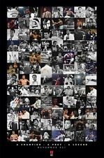New Boxing Legend Compilation Muhammad Ali Poster