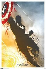 New Marvel Comics Captain America The Winter Soldier Poster