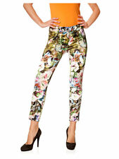 Jersey-Druckhose, B.C. Best Connections by heine. Grün-Bunt. NEU!!! KP 49,90 €