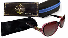 Polarized 100% Original Women Cooling Goggles Sun Glasses Dust Protec Free Pouch