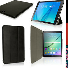 """PU Leather Smart Cover for Samsung Galaxy Tab S2 9.7"""" SM-T810 Stand Folio Case"""