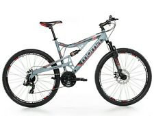 VTT 27,5 Mountainbike ALUMINIUM SHIMANO PROFESSIONNEL, 2xDISQUE, FULL SUSPENSION