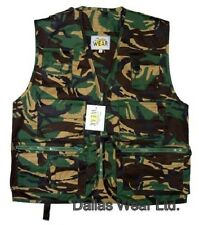 multi-poches pêche chasse gilet gilet forêt