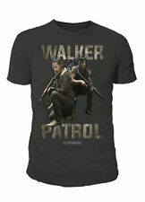 The Walking Dead - Daryl Dixon + Rick Crimes Herren T-Shirt Schwarz (Gr.S-XL)