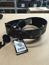 Rip Curl Men's Aero Plain 90 Black Waist Fashion Belt F15