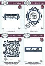 CREATIVE EXPRESSIONS Craft Dies Sue Wilson November Collection EXPRESSIONS *