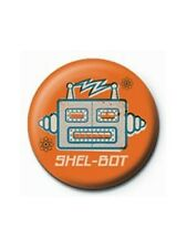 The Big Bang Theory Shelbot Button