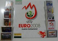 Panini Euro 2008 08 Soccer - Select 5 to 50 stickers - ## ALL NUMBERS STOCKED ##