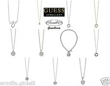 COLLANA GIROCOLLO GUESS JEWELLERY LADY DONNA Trendy Gioielli Pendente Offerta AG