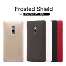 Original NILLKIN Super Frosted Shield Back Cover Case For ONE PLUS TWO*