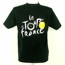 Le Tour de France - T-Shirt Tour de France Officiel  - Noir