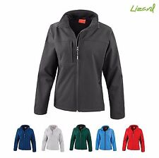 Result R121F Womens Ladies Classic Soft Shell Jacket