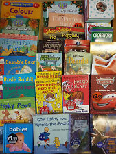 Wholesale Joblot of 50 Mixed Childrens Books - Fantastic Re-Sale Opportunities