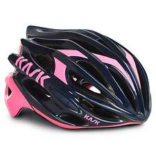 KASK Mojito 16 Road Cycling Helmet - Dark Blue/Pink (2016)