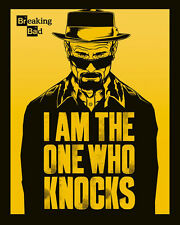 Breaking Bad I Am The One Who Knocks - TV-Serie Film Mini Poster 40x50cm