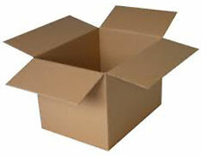 "Cardboard Boxes - 15 x 15 x 15 cm 6"" Small Square Packaging Box Brown 1,5,10,50"