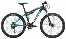 "bici mtb full suspension 27,5"" Torpado rebel 27v disc"