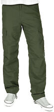 Carhartt Wip Cargo Columbia Ripstop Non Denim Pants Hose grün