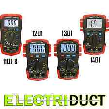 Triplet Compact Digital Multimeter - Model 1101-B - 1201 - 1301 - 1401
