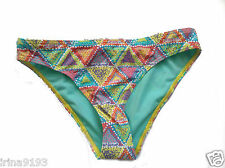 Calvin Klein One Swimwear CK Triangle Sun Bikini Bottoms Full Classic Briefs 12
