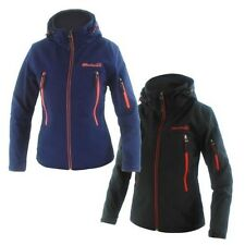 Idealer Pulverschnee Giacca Softshell Giacca Funzionale 8000mm Cappuccio Donna