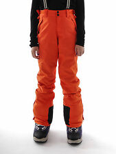 Brunotti Pantalon de ski Pantalon softshell Loyda Jr orange 8K Accolades Stretch