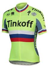Kit pro tour Sportful Tinkoff Russian Champ Bodyfit Pro Team Jersey