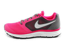 Nike Women`s Zoom Vomero + 8 Running Trainers Shoes Pink/Grey