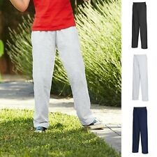 1a Kinder Jog Pants Jogginghose Hose Freizeithose Fruit of the loom Lightweight