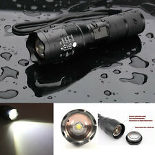 5000LM CREE XML T6 LED Zoom Taschenlampen Lampen Flashlight 26650/18650 Licht