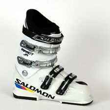 Salomon IMPACT Jr - Chaussures de ski occasion Junior