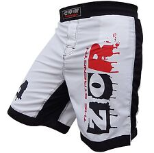 ZOR-xTreme-MMA-Fight-Shorts-UFC-Cage-Fight-Grappling-Muay-Thai-Boxing-S-2XL