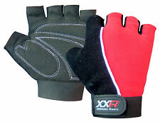 XXR Gel Max Padded Cycling Gloves Mountain Bike Gym Fitness Gloves Amara Gloves