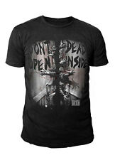 The Walking Dead - Dead Inside Herren T-Shirt Schwarz (Gr.S -XL)