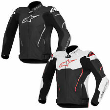 Alpinestars Atem Leather Sports Race Motorcycle Motorbike Jacket | All Colours