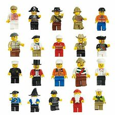 GENUINE LEGO MINIFIGURES VARIOUS OVERALL FIGURES SETS CHOOSE YOUR OWN