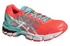 SCARPE RUNNING ASICS GEL NIMBUS 18 GS bambina junior corallo C600N 2093