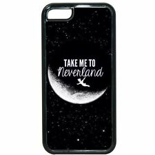 Peter Pan Neverland Case for Iphone 4,5,5c,6 Samsung Galaxy HTC ONE