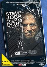 Steve Jobs - The Man in the Machine - DVD / Blu-ray - *NEU*