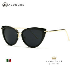 Occhiali Da Sole Donna CAT EYE NEWEST AE Vogue Woman Sunglasses SUMMER TIME
