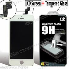 LCD Touch Screen Digitizer Assembly Replacement for iPhone 5S  White / Black