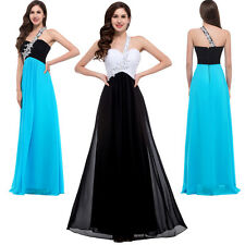Brand New Maxi Prom Bridesmaid Wedding Evening Formal Party Ball Gown Long Dress