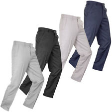 Island Green Mens IGPNT1451 Formal Performance Golf Trousers 53% OFF RRP