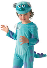 Childs Monsters University Inc James Sulley Sullivan Fancy Dress Costume 880077