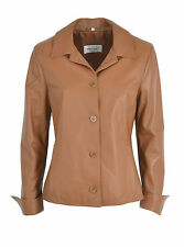 GIACCA VERA PELLE DONNA BLAZER WOMAN REAL LEATHER JACKET